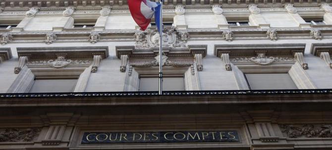 """RAPPORT SUR """"LES GRANDS CHANTIERS CULTURELS """" A LA COUR DES COMPTES"""